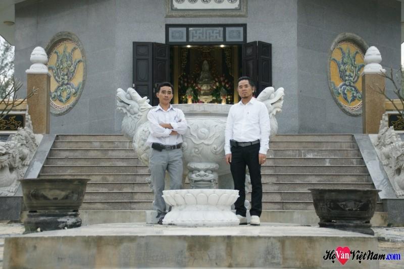 Văn Qúy Minh Tuấn & Văn Công Quang hình chụp tại Huế